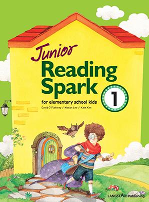 Junior Reading Spark 1