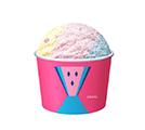 시원한 파인트 아이스크림